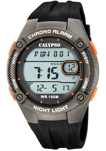CALYPSO WATCHES Chronograph »Digital For Man, K5765/4« kaufen
