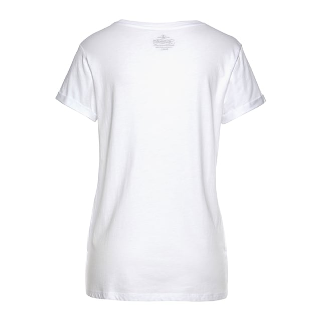 Herrlicher T-Shirt »KENDALL«