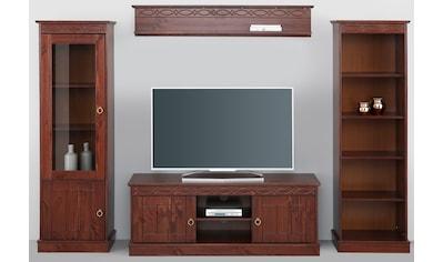 Home affaire Wohnwand »Indra« (Set, 4 - tlg) kaufen