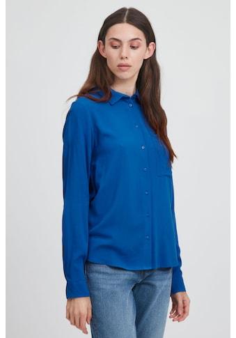 Ichi Langarmbluse »IHMAIN SH 20114546«, Feminine Bluse kaufen