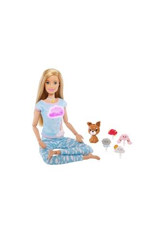 Spielset, Barbie®, »Wellness Meditations « kaufen