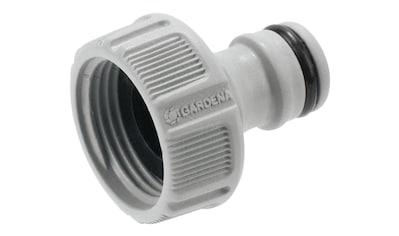 """GARDENA Geräteventil »Hahnverbinder 26,5 mm (G 3/4"""")«, Für Wasserhahn mit 26.5mm... kaufen"""