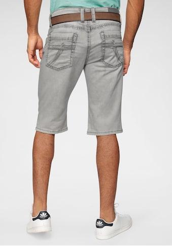 CAMP DAVID Jeansshorts kaufen