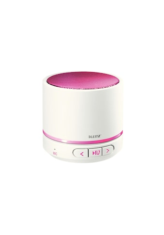 Bluetooth Speaker, Leitz, »WOW Mini Pink« kaufen