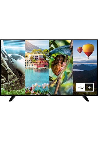Hanseatic 55H600UDS LED - Fernseher (139 cm / (55 Zoll), 4K Ultra HD, Smart - TV kaufen