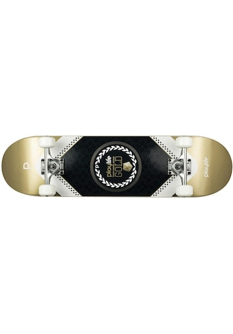 Playlife Skateboard »Heavy Metal Goldfarben« kaufen