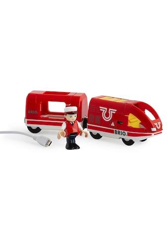 BRIO® Spielzeug-Zug »Roter Akku-Reisezug« kaufen