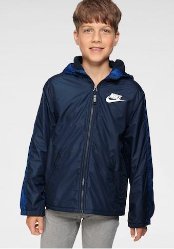 Nike Sportswear Langjacke »NIKE SPORTSWEAR JACKET FLEECE LINED« kaufen