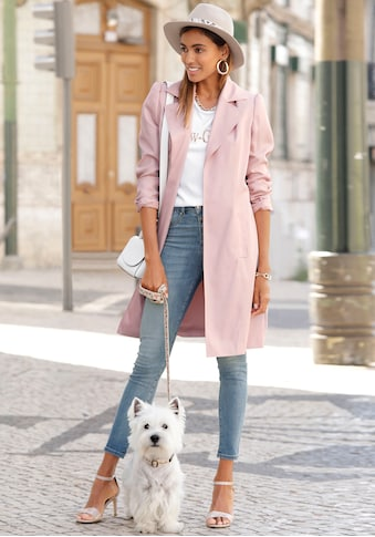 LASCANA Trenchcoat, in offener Form kaufen
