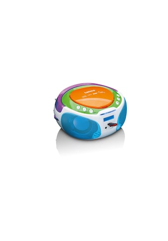 Lenco Digitalradio (DAB+) »SCD-651 Mehrfarbig«, (CD Digitalradio (DAB+)-FM-Tuner ) kaufen