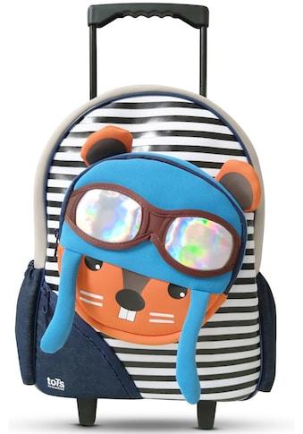 smarTrike® Kinderkoffer »Trolley Eichhörnchen«, 2 Rollen kaufen