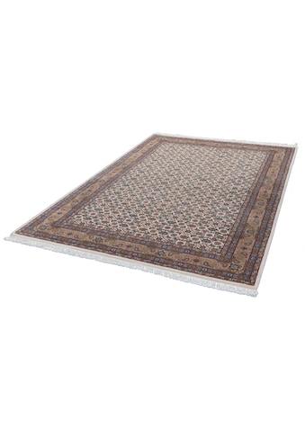 Orientteppich, »Benares Herati«, THEKO, rechteckig, Höhe 12 mm, manuell geknüpft kaufen