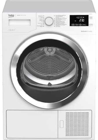 Waschtrockner, Beko, »600873 CH, W 8 kg GlexySense, A+++, 16 Progr.« kaufen