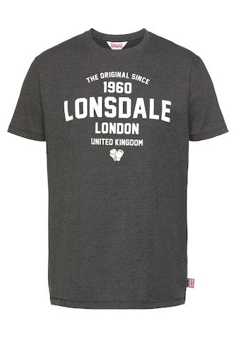 Lonsdale T - Shirt »RHYDOWEN« kaufen