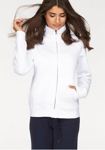 Fruit of the Loom Sweatshirt »Lady - Fit Premium Sweat Jacket« kaufen