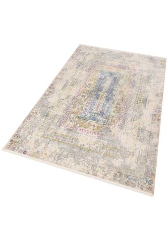 Teppich, »Colorful 24022«, merinos, rechteckig, Höhe 7 mm, maschinell gewebt kaufen