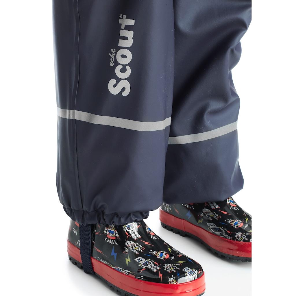 Scout Regen- und Matschlatzhose