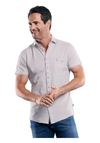 Engbers Baumwollhemd mit Minimal - Druck kaufen