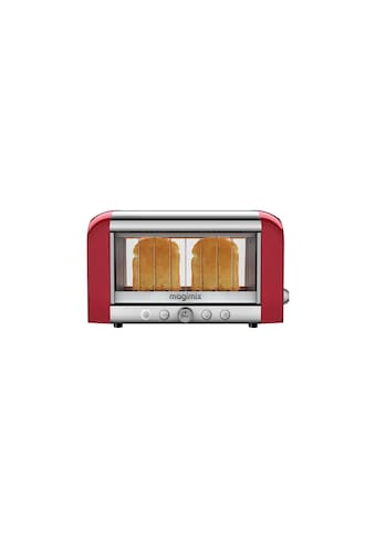 Toaster, Magimix, »Vision 111540 Rot« kaufen