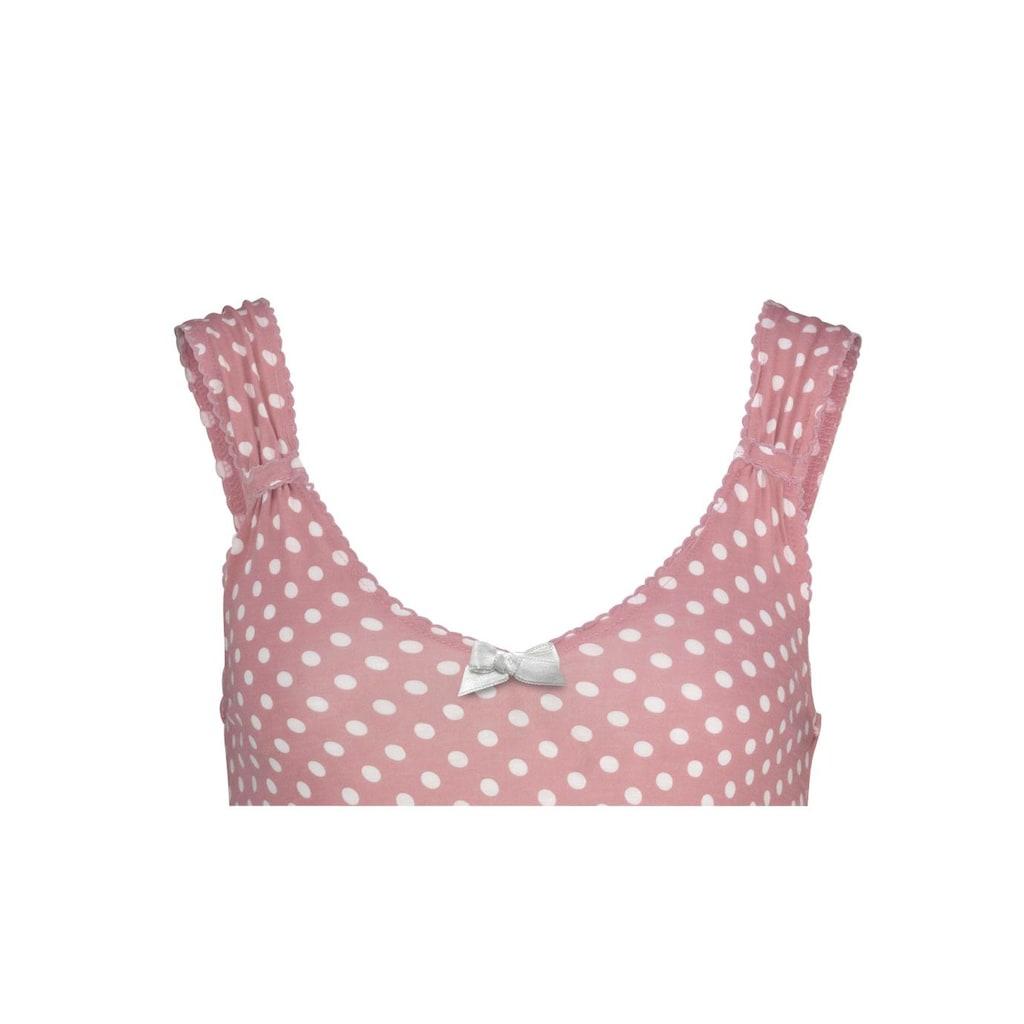 Marie Claire Nachthemd, mit breiten Trägern