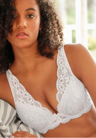petite fleur Push-up-BH, in High Apex Schnittform kaufen