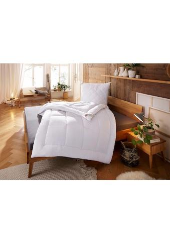 Kunstfaserbettdecke, »Jubu Mais«, my home, Füllung: Maisvlies aus Polyactid - Faser, Bezug: 100% Baumwolle kaufen