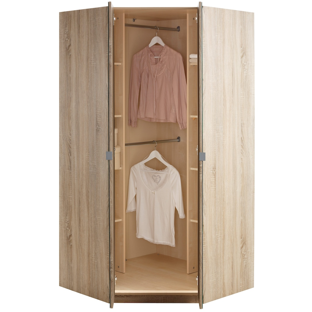 Eckkleiderschrank »Malaga«