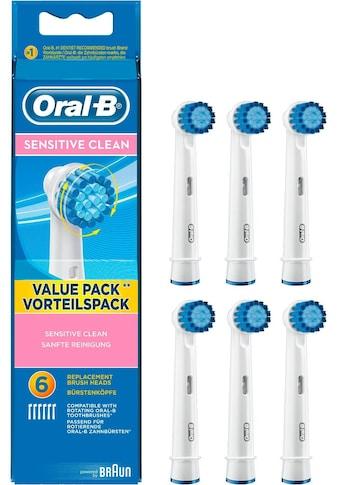 Oral B Aufsteckbürsten Soft Clean kaufen
