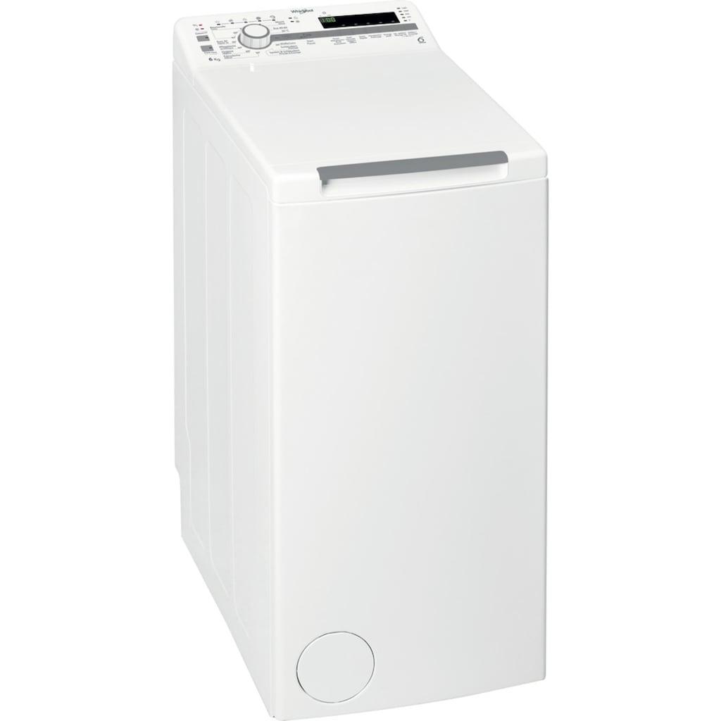 Whirlpool Waschmaschine Toplader, TDLR 6230S CH/N