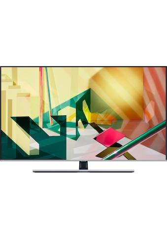 Samsung GQ65Q75T QLED - Fernseher (163 cm / (65 Zoll), 4K Ultra HD, Smart - TV kaufen