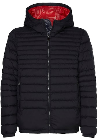 TOMMY HILFIGER Steppjacke »QUILTED HOODED JACKET« kaufen