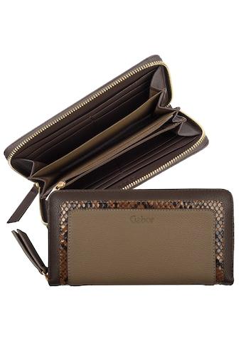 Gabor Geldbörse »JANNA«, mit modischen Details kaufen