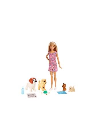 Spielset, Barbie®, »Hundesitterin mit Welpen« kaufen