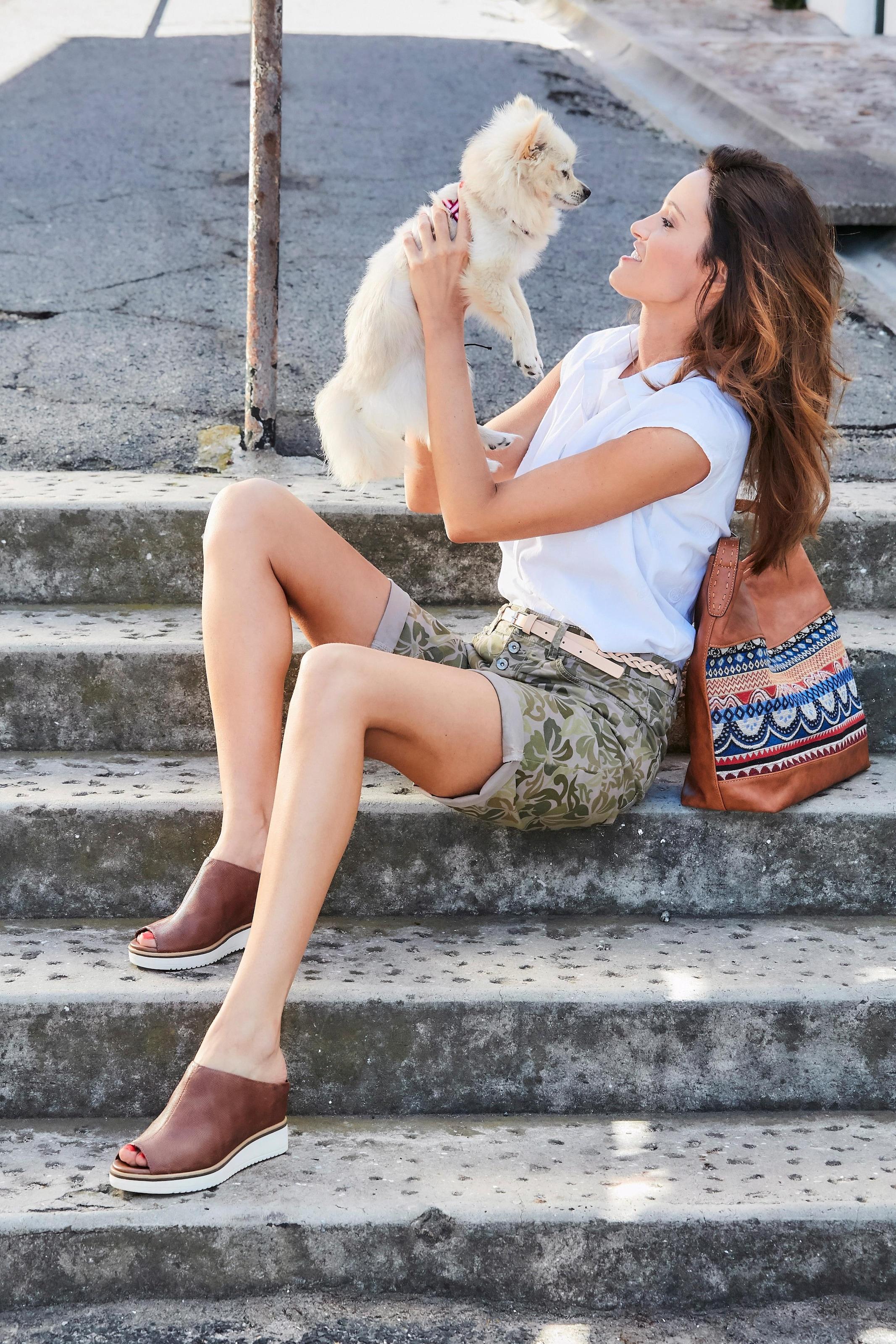 Tamaris Pantolette  online es kaufen | Gutes Preis-Leistungs-Verhältnis, es online lohnt sich,Trend-2554 509a45