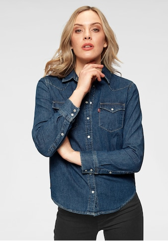 Levi's® Jeansbluse »Ultimate Western Shirt« kaufen