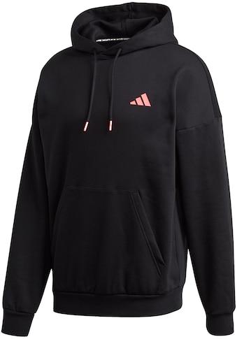 adidas Performance Kapuzensweatshirt »URBAN Q3 HOODY« kaufen