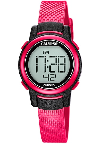 CALYPSO WATCHES Chronograph »Digital Crush, K5736/5« kaufen