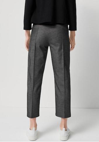 someday Bundfaltenhose »Conner«, mit weitem Bein im Business Look kaufen