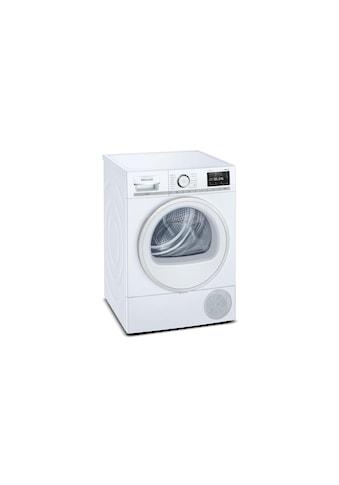 Wärmepumpentrockner »WT7HXE90CH A+++« kaufen