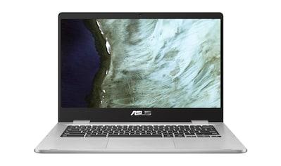 Asus Notebook »ASUS Chromebook C423NAEB0020«, (Intel Celeron \r\n 4 GB HDD 32 GB SSD) kaufen