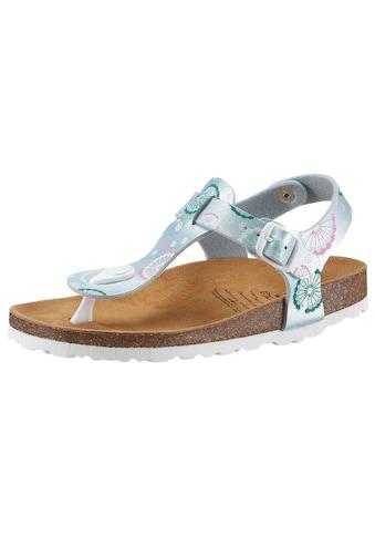 Lico Sandale »Bioline Look«, mit gepolstertem Fussbett kaufen