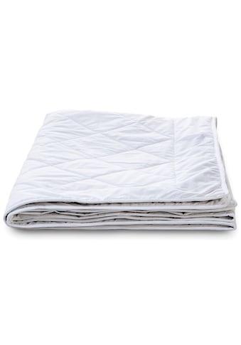 Interio Bettwaren Einziehdecke »Interio Bettwaren Silk 160 x 210 cm«, Füllung 100%... kaufen
