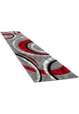 Paco Home Läufer »Brillance 758«, rechteckig, 18 mm Höhe, Teppich-Läufer, Kurzflor,... kaufen