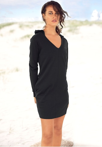 Bench. Sweatkleid, mit Kapuze kaufen