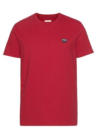 Wrangler T - Shirt kaufen