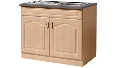 wiho Küchen Spülenschrank »Linz« kaufen