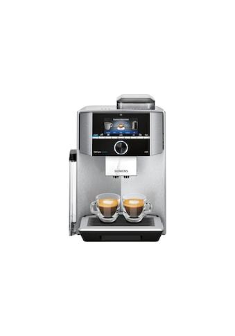 SIEMENS Kaffeevollautomat »Siemens Kaffeevollautomat EQ.9 plus«, Einstellbarer... kaufen
