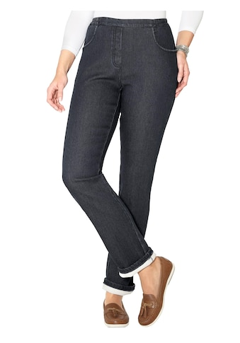 Classic Basics Thermo - Jeans  -  aussen Denim, innen Fleece kaufen