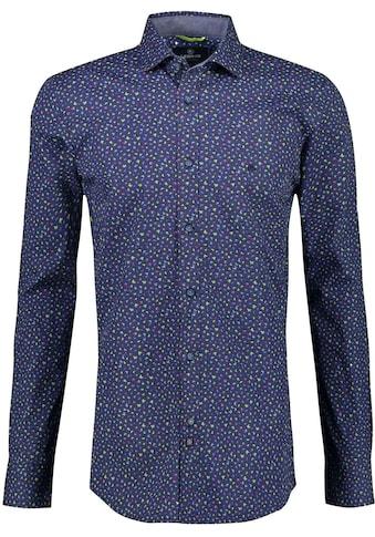LERROS Langarmhemd, mit farbigen Akzenten kaufen