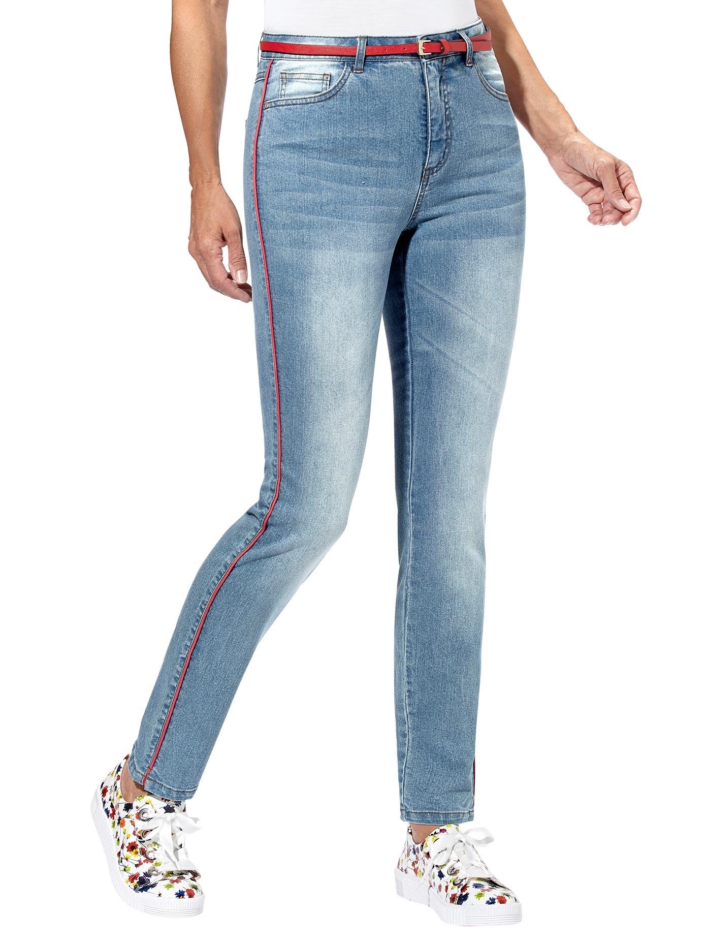 Image of Ambria 5-Pocket-Jeans